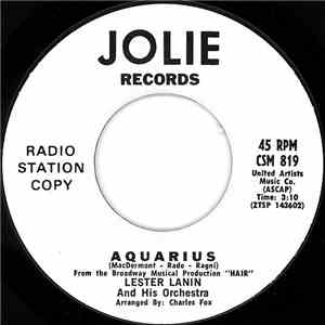 Lester Lanin And His Orchestra - Aquarius / Love Theme From Romeo And Juliet download album