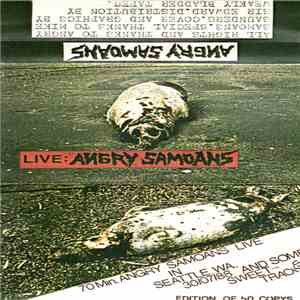 Angry Samoans - Live In Seattle 30/07/88 download album