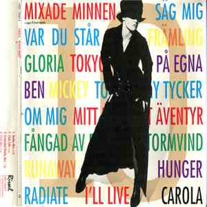 Carola  - Mixade Minnen download album