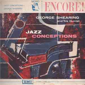 George Shearing And His Quintet - Jazz Conceptions download album