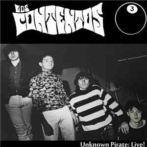 Los Contentos - Unknown Pirate: Live! download album