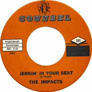 The Impacts  - Jerkin' In Your Seat download album