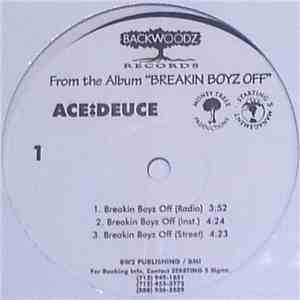 Ace Deuce - Breakin Boyz Off download album