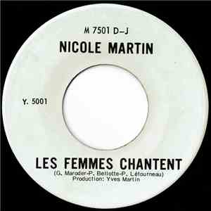 Nicole Martin - Les Femmes Chantent download album