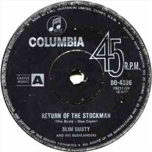 Slim Dusty And His Bushlanders - Return Of The Stockman download album