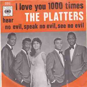 The Platters - I Love You 1000 Times download album
