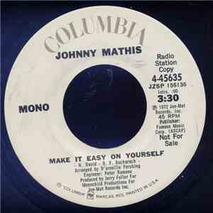 Johnny Mathis - Make It Easy On Yourself download album