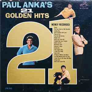 Paul Anka - Paul Anka's 21 Golden Hits download album