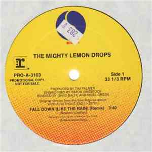 The Mighty Lemon Drops - Fall Down (Like The Rain) download album