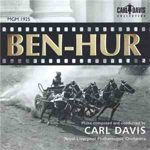 Carl Davis  - Ben-Hur  download album