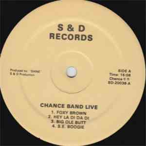 Chance Band - Chance Band Live download album