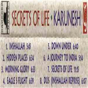 Karunesh - Secrets Of Life download album