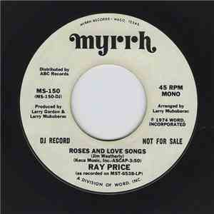 Ray Price - Roses And Love Songs download album