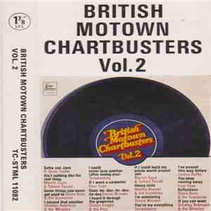 Various - British Motown Chartbusters Vol. 2 download album
