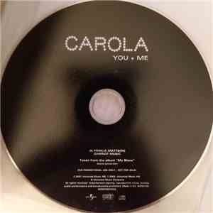 Carola  - You + Me download album