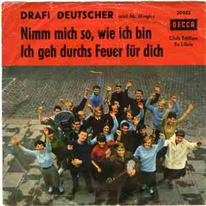 Drafi Deutscher And His Magics - Nimm Mich So, Wie Ich Bin download album