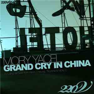Mory Yacel - Grand Cry In China download album