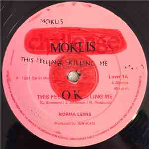 Norma Lewis - This Feeling's Killing Me download album