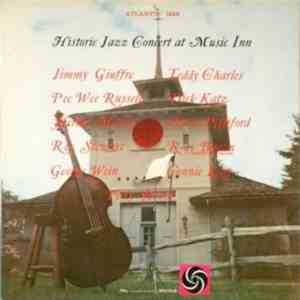 Various - Historic Jazz Concert At Music Inn download album