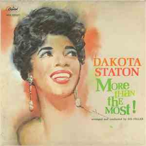 Dakota Staton - More Than The Most download album