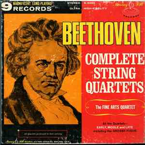 Beethoven, The Fine Arts Quartet - Complete String Quartets download album