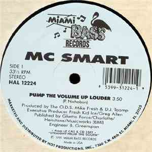 MC Smart  - Pump The Volume Up Louder download album