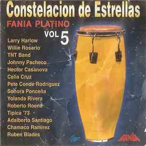 Various - Constelacion De Estrellas Fania Platino Vol. 5 download album
