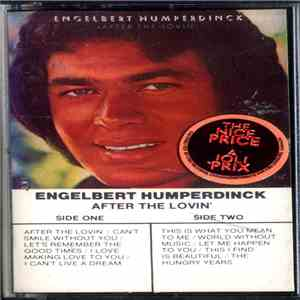 Engelbert Humperdinck - After The Lovin' download album