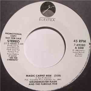 Grandmaster Flash & The Furious Five - Magic Carpet Ride download album