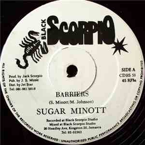 Sugar Minott / Richie Brown - Barriers / Keep On Doing What You Doing download album