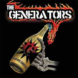 The Generators - Burning Ambition download album