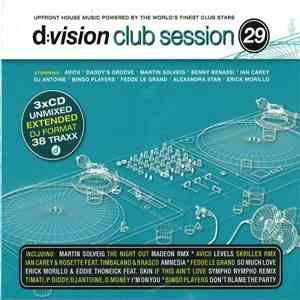 Various - D:Vision Club Session 29 download album