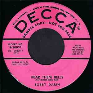 Bobby Darin - Hear Them Bells / The Greatest Builder download album