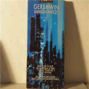 George Gershwin - Manhattan Rhapsody download album