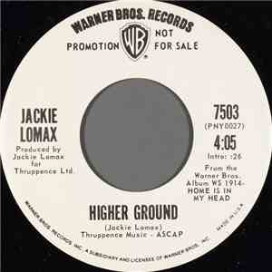 Jackie Lomax - Higher Ground download album