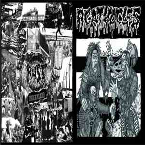 "Agathocles / Rust  - Split-12"" download album"