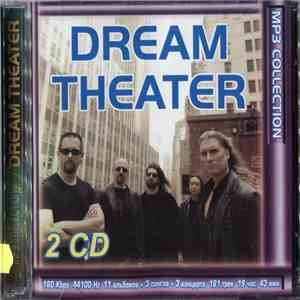 Dream Theater - MP3 Collection download album