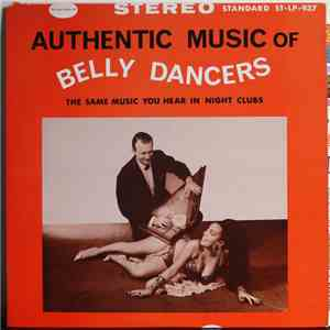Hanoum Ayse's Belly Dance Music - Authentic Music Of Belly Dancers download album