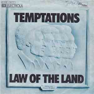 The Temptations - Law Of The Land download album