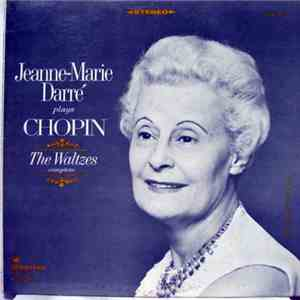 Jeanne-Marie Darré Plays Chopin - The Waltzes (Complete) download album