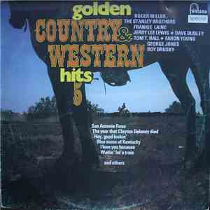 Various - Golden Country & Western Hits 5 download album