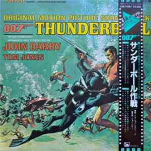John Barry - Thunderball (Original Motion Picture Soundtrack) download album