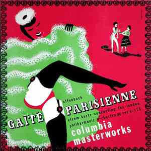 Offenbach : Efrem Kurtz, London Philharmonic Orchestra - Gaite Parisienne download album