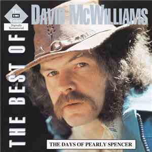 David McWilliams - The Best Of The EMI Years / The Days Of Pearly Spencer download album
