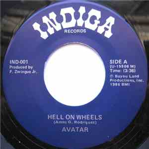 Avatar - Hell On Wheels / White Lines download album