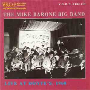 The Mike Barone Big Band - Live At Donte's, 1968 download album