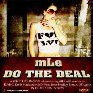 mLe  - Do The Deal download album