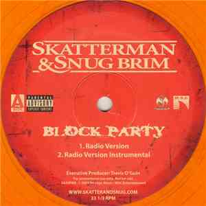 Skatterman & Snug Brim - Block Party download album