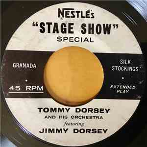 "Tommy Dorsey And His Orchestra Featuring Jimmy Dorsey - Nestles ""Stage Show"" Special download album"