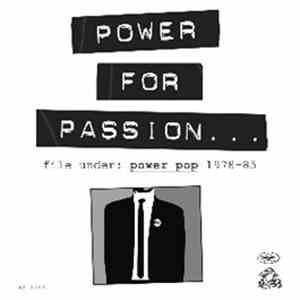 Various - Power For Passion download album